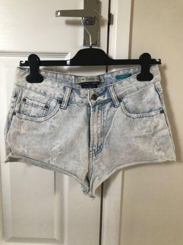 Zara de 36 Euro lavage acide 8 femme Short pour qXxp7w7z e565a7a1bea