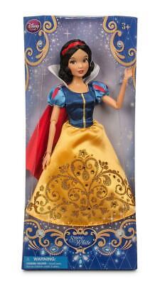 Disney Store Princess Snow White Classic Doll 12in New in Box