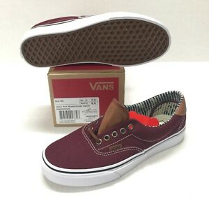 628d708f18d VANS ERA 59 ( C L ) PORT ROYALE   STRIPE DENIM  VN0003S4IA6  NEW