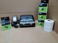 Dymo Labelwriter 450 Twin Turbo Dual Thermal Printer 3400 Labels Bundle