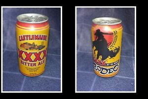 COLLECTABLE-OLD-AUSTRALIAN-BEER-CAN-CASTLEMAINE-XXXX-1994-MOUT-ISA-RODEO-1