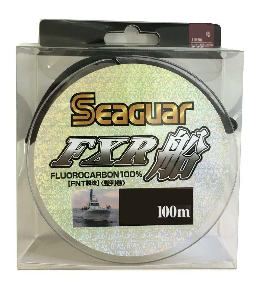 SEAGUAR FXR FUNE FLUgoldCARBON LEADER LINE 100m - lb 0.520mm From Japa