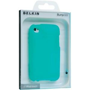 Belkin-iPod-Touch-4th-generation-4G-BOSSE-022-ETUI-EN-SILICONE-cover-turquoise