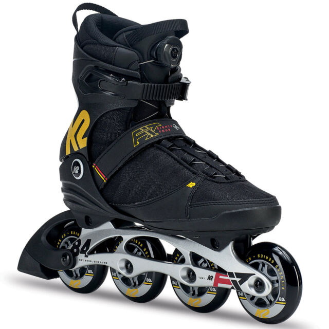 K2 Boa Taille FIT 40 Fitness Inlineskates Inliner Patins Softboot 84 shrdCtQ
