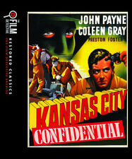 Kansas City Confidential (2016, Blu-ray NEW)