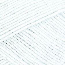 ROWAN SUMMERLITE DK KNITTING COTTON Shade 465 white