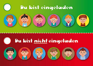 VIP-Einladungskarten-Set-nur-fuer-034-BESTE-FREUNDE-034-zum-Kindergeburtstag-fuer-Jungen