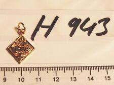 Orden Wasserwacht golden Miniatur 16mm für Frackkette (h943-)