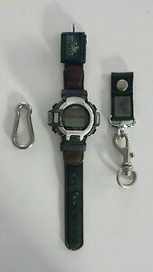Casio-Pro-Trek-PRT-60-1570-Armbanduhr-Herren-2001-gebraucht-sehr-gut-erhalten