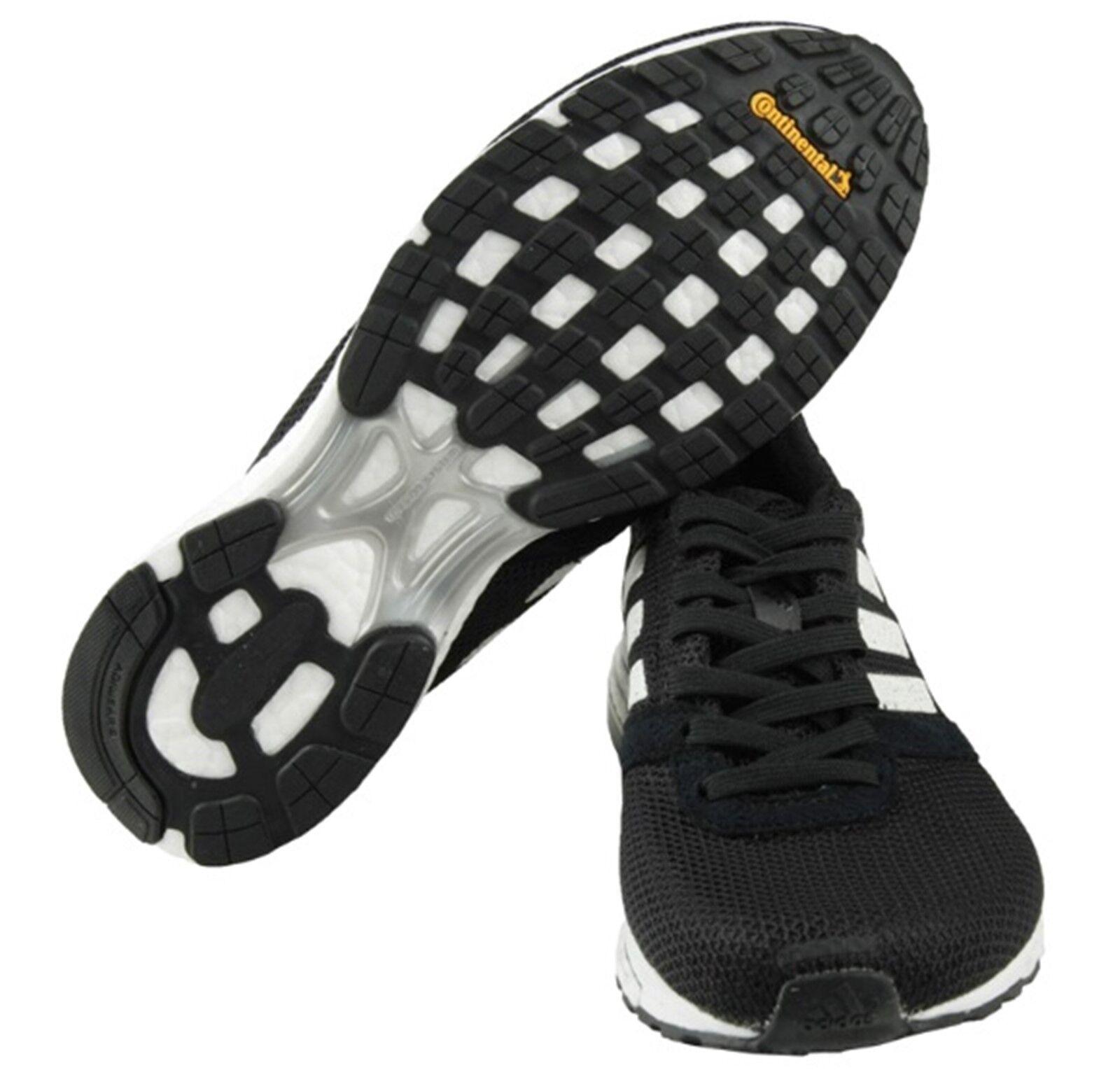 Adidas Mujer Adizero Adios 4 Zapatos Zapatillas De Correr Entrenamiento Calzado Negro B37377