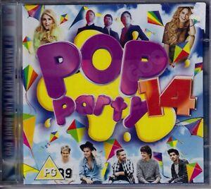 VARIOUS POP PARTY 14 CD/DVD ALBUM UK 2015 UNIVERSAL MUSIC TV 535862 COMPILATION