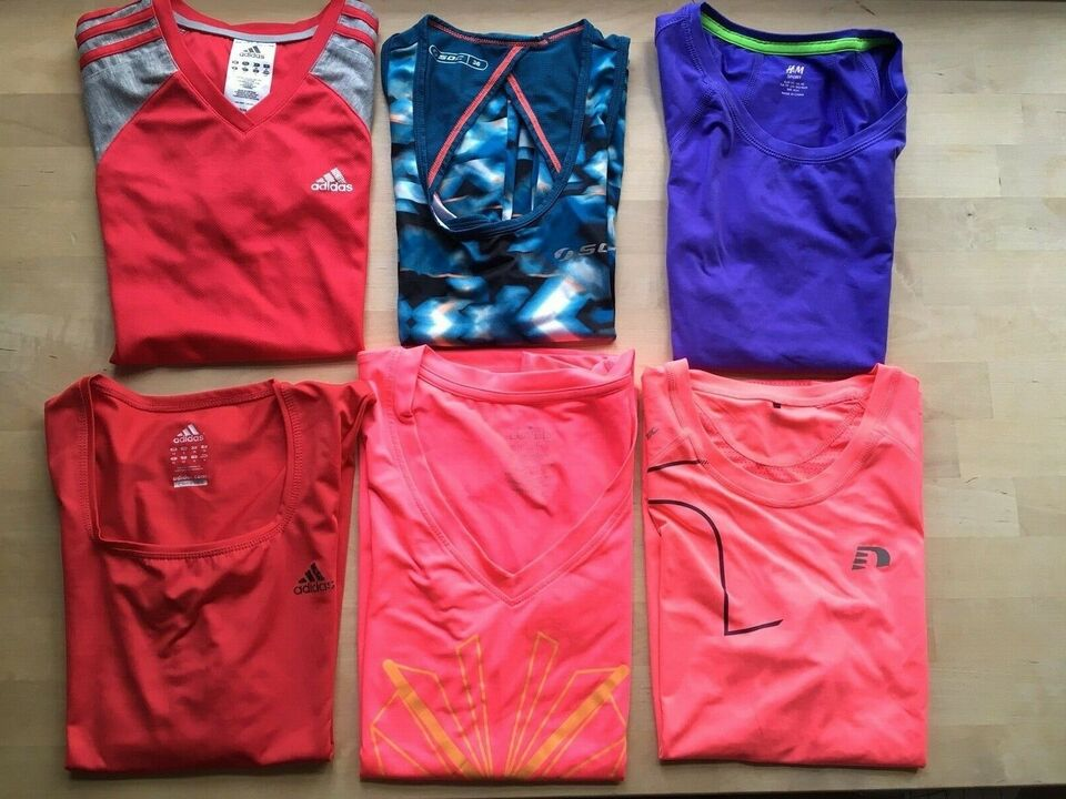 Andet, Trænings T-shirt, Adidas