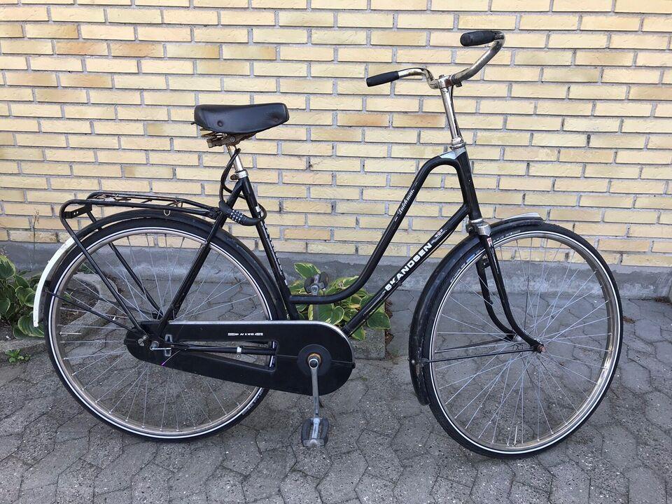 Damecykel, Skandsen, Dutchman