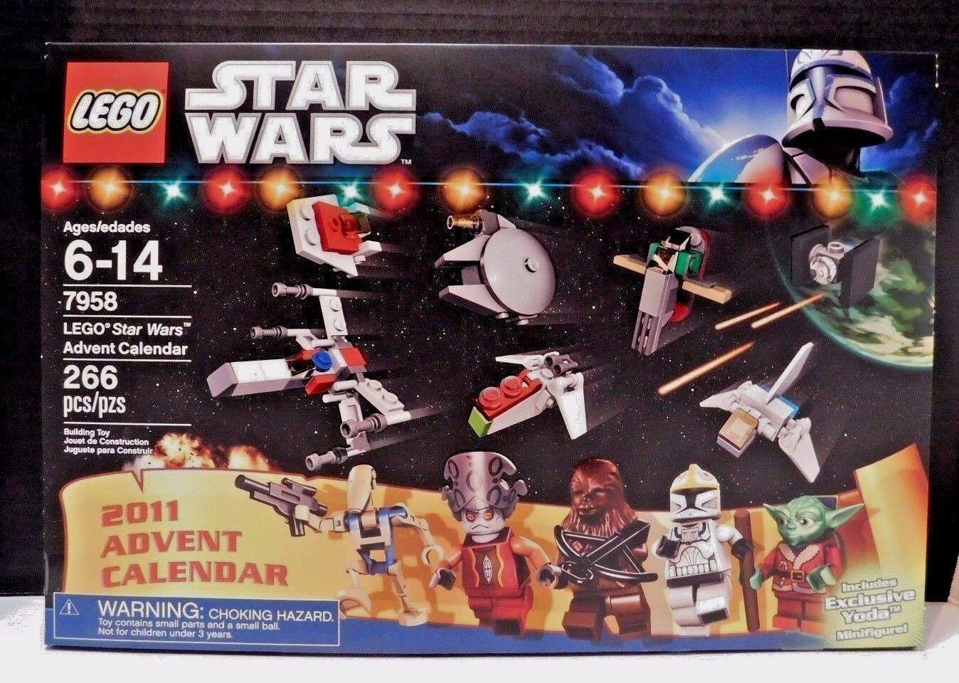 LEGO Star Wars Set 7958