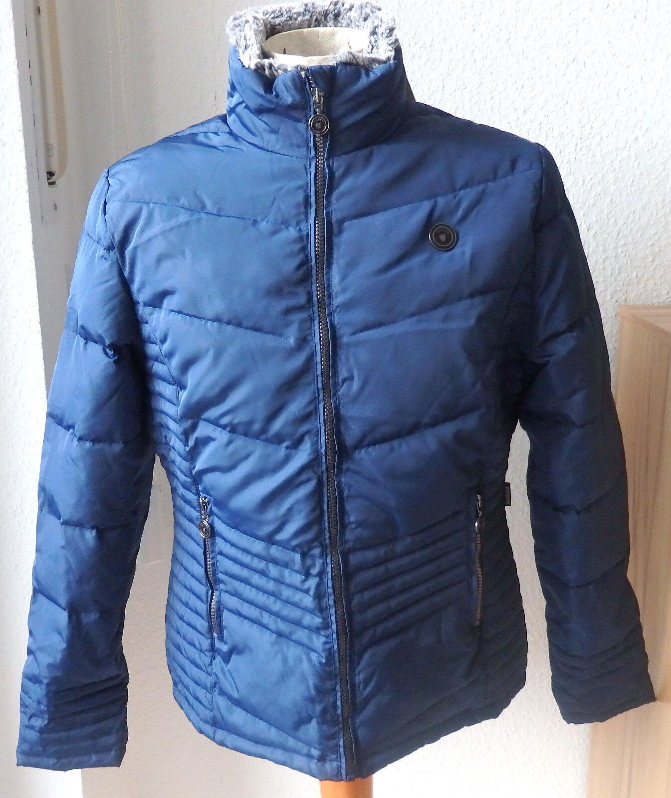 Horka invierno chaqueta señora modelo Zenith, azul, talla s nuevo (22)