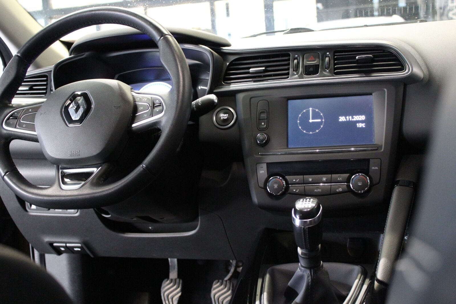 Renault Kadjar 1,6 dCi 130 Bose Edition - billede 11