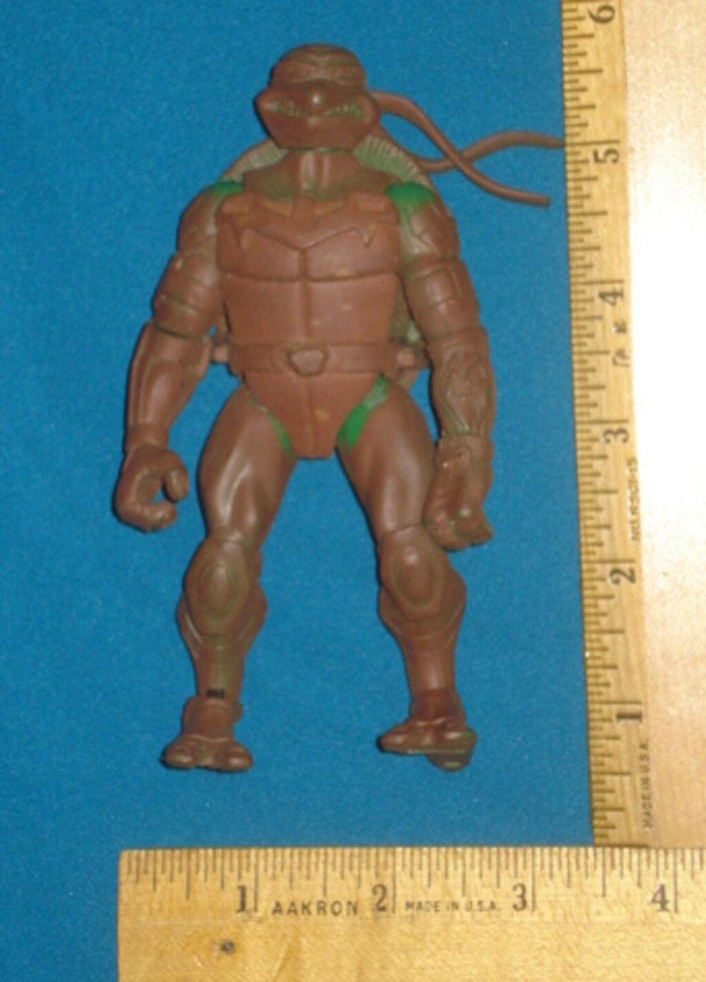 Prossootype Paint Sample TMNT MUTANT NINJA TURTLES Fast Forward Triple Strike Raph