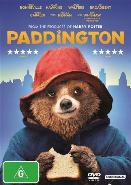 Paddington DVD : NEW
