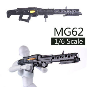 1-6-Scale-Avatar-MG62-Gun-Model-Puzzles-Building-Brick-Gun-Weapon-Action-Figure