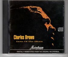 (HG713) Charles Brown, Boss Of The Blues - 1991 CD