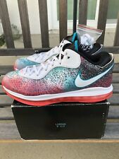 new concept 060c2 5068d item 5 Nike Lebron James LBJ 8 Low V2 Miami Nights 11 Solar Red White Blue  Generations -Nike Lebron James LBJ 8 Low V2 Miami Nights 11 Solar Red White  Blue ...