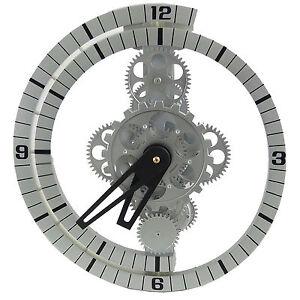 Horloge-Murale-avec-Engrenages-Visibles-DynaSun-GCL06-37-NEUF