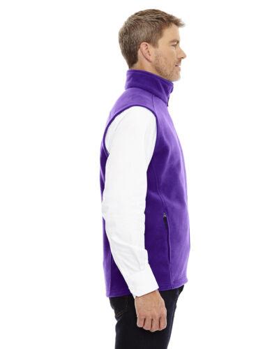 Size Core S 5xl Journey Fleece Mens Vest 365 88191 wqYfzZw