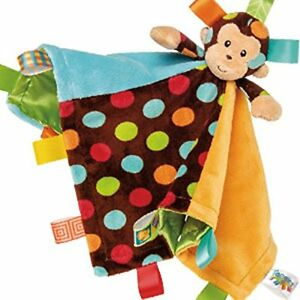 Mary meyer taggies personnage confort blanket couvre-lit fixe hibou singe chien-afficher le titre d'origine