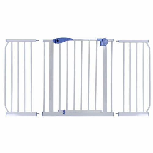 Treppenschutzgitter Türschutzgitter Baby Safety Absperrgitter 75-170cm Türgitter