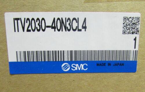 SMC ITV2030 40N3CL4 Pneumatic Regulator IT2000 ITV2000