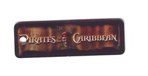Stern-PIRATES-OF-THE-CARIBBEAN-Original-NOS-Pinball-Machine-Promo-KeyChain