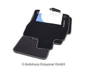 VW-Premium-Alfombrillas-Passat-3G-B8-Delant-Trasero-Kit-Terciopelo-para-Polvo