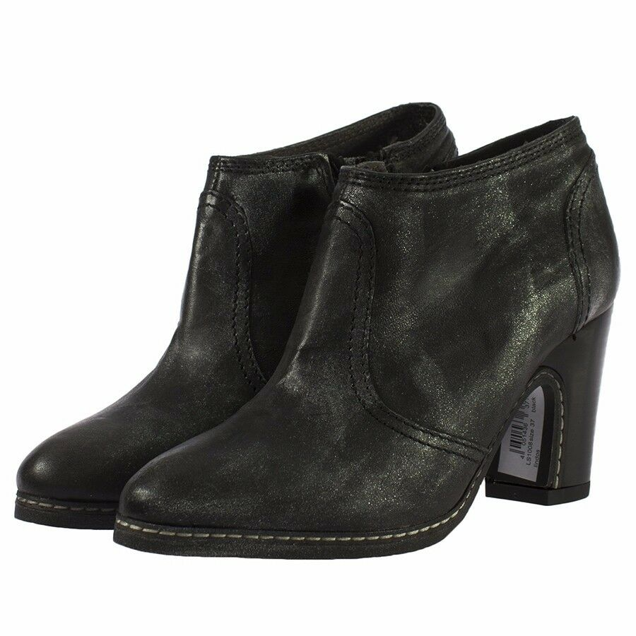 NEU Ankle  Damen Schuhe LIEBESKIND LS1008 Stiefeletten Ankle NEU Halbschuhe Leder 36 a66ffe