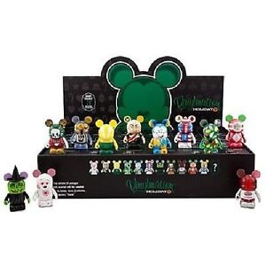 Disney-Vinylmation-Holiday-3-Complete-Tray-Case-of-24-New-in-Box