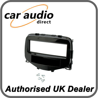 Connects2 CT24TY57 Car Stereo Fitting Facia Toyota Aygo 2014 on gloss black