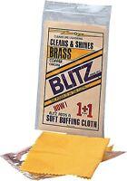 Metal Polish Blitz Copper Brass Chrome Metal Cleaning & Shine Cloth 10108