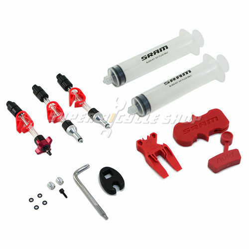 SRAM Hydraulic Disc Brake Bleed Kit For GuideX0XXBleeding Edge