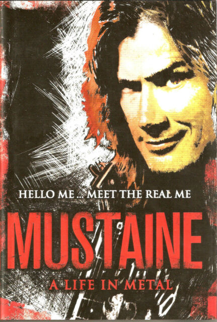 Mustaine: A Life In Metal-Dave Mustaine (2010)