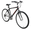 "thumbnail 2 - Mens Mountain Bike Bicycle Excel 26"" Wheel 18"" Frame 21 Speed Black Red"