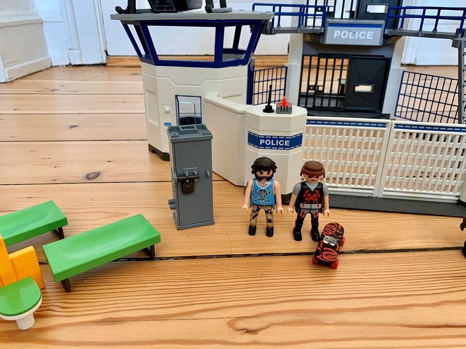 Playmobil, Politistation, Playmobil