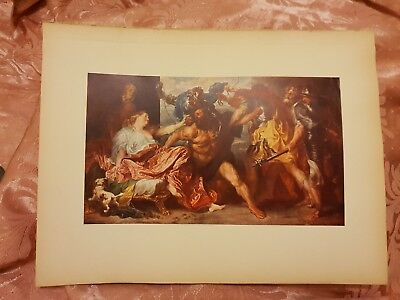 VAN DYCK PORTRAIT KING CHARLES I OF ENGLAND WALL POSTER ART PRINT LF3401