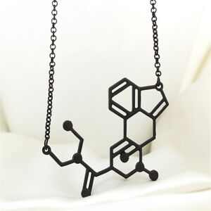 Women-And-Men-Fashion-Jewelry-Necklace-Structure-Formula-Necklace-Biological