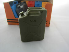 Vintage Petrol Jerry Can Pencil Sharpener Desk Toy West Germany Bleistiftspitzer