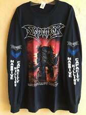Dismember Long sleeve XL shirt Entombed Unleashed Hypocrisy Grave Death metal