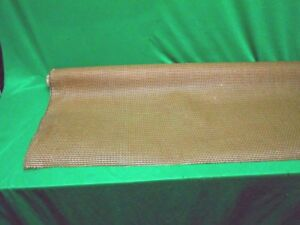 VINTAGE-SPEAKER-GRILL-CLOTH-TUBE-RADIO-NEW-OLD-STOCK-24-inches-x-22-inches
