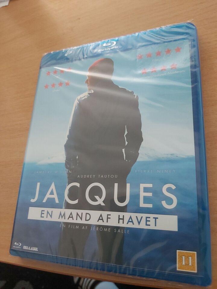 JACQUES En mand af havet, Blu-ray, drama