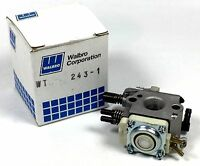 Genuine Walbro Carburetor Wt-243 Wt243 No Longer Manufactured