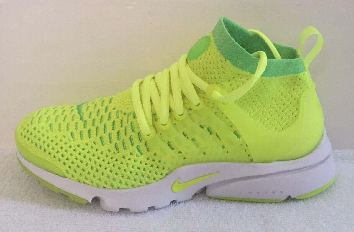 Los zapatos más populares para hombres y mujeres Nike Air Presto Flyknit Ultra (Reino Unido) Nuevo Y En Caja