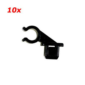 10x clip clamp hood support rod stay holder for toyota corola rav4 image is loading 10x clip clamp hood support rod stay holder sciox Image collections