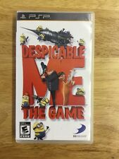 Despicable Me: The Game (Sony PSP, 2010)